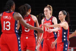 El Team USA femenino suma 50 victorias consecutivas en los Juegos Olímpicos