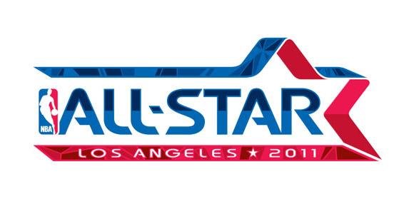 Logo NBA All-Star 2011