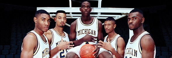 Los Fab Five de Michigan