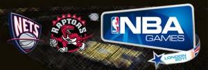 Nets y Raptors se enfrentaron en un histórico duelo para la NBA en Londres